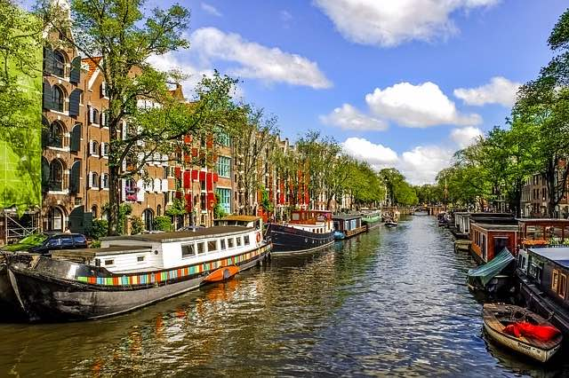 Découvrir Amsterdam en Hollande
