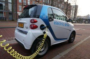 véhicules électriques d'occasion