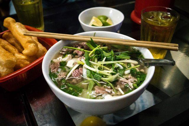 6 classiques de la cuisine de rue à Hanoi