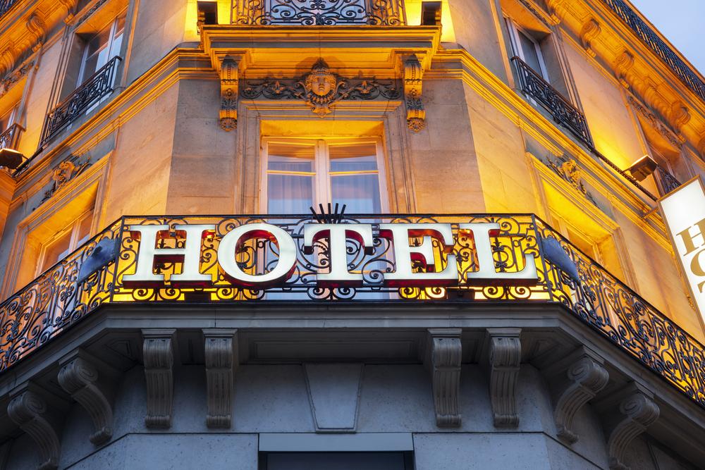hôtel pas cher à Paris